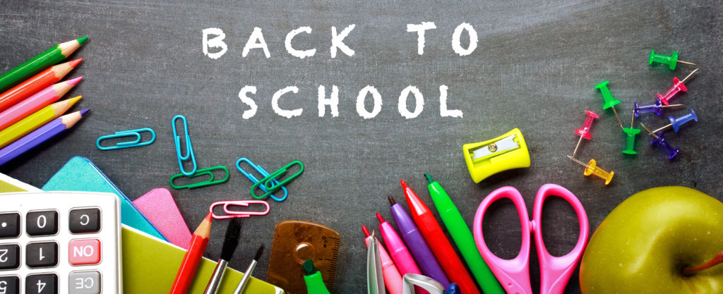 A Prayer for the New School Year