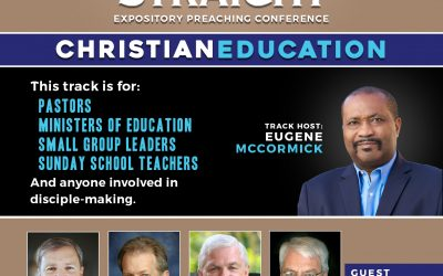 Cutting It Straight 2017 | Christian Education Track