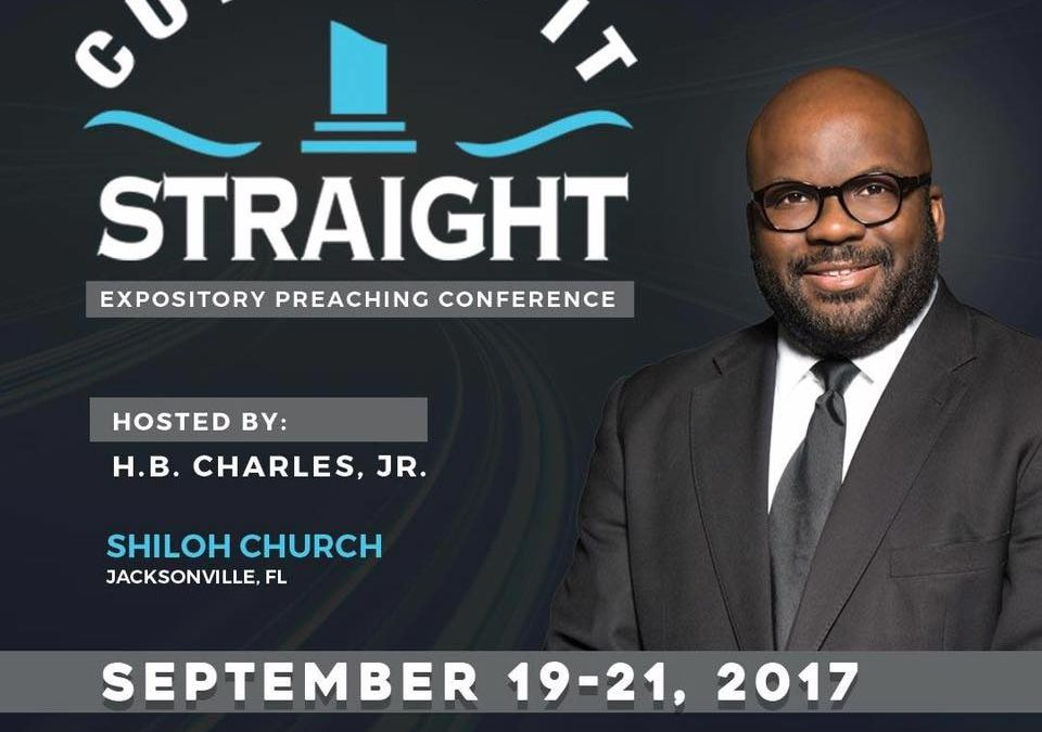 Pray for the 2017 Cutting It Straight Expository Preaching Conference