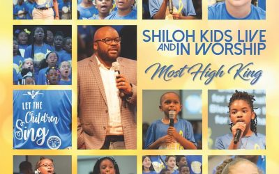 Shiloh Kids Live Worship CD Release